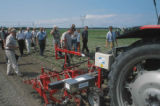 mechanical weed control discussion driven harrow